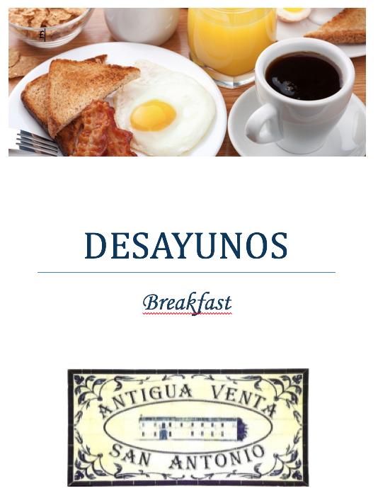Ver imagenes de desayunos