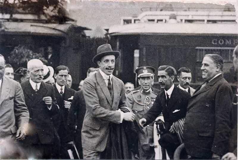 El Caminito del Rey revivirá la visita del rey Alfonso XIII